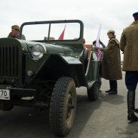 Парад ретро автомобилей :: Рубин Гайнутдинов