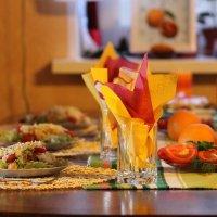 праздничный столик :: Оля Мироедова
