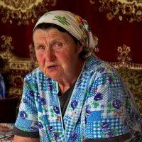 Баба Клава :: Анна Титова