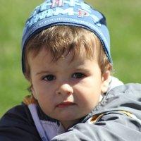 Маленький человечек :: Любовь Шахгильдян