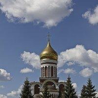 Храм Дмитрия Донского в Нижнем Тагиле :: Владимир Архипов