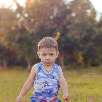 Детям больше нужен пример для подражания, чем критика. :: Ольга Халанская