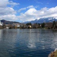Город Блед в Словении :: Александр Щербаков