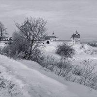 Монастырское утро :: Виктор Перякин