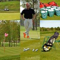 В гольф-клубе :: Nataliya Belova