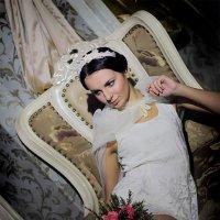 Свадебная интерьерная съемка :: Катерина Кучер
