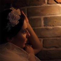 невеста в отраженном свете :: Катерина Кучер