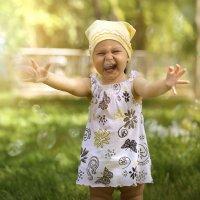 Мыльный восторг! :: LyudMilla Zharkova