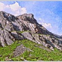 Горы Алтая :: юрий Амосов
