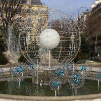Рождество в Париже :: susanna vasershtein