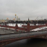 Вид на Кремль :: Сергей Михальченко
