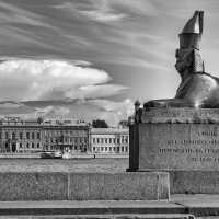 Петербург. Сфинкс. :: Vladimir Kraft