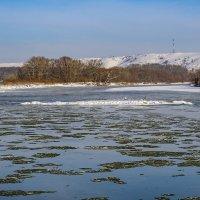 А по реке плывет шуга :: Игорь Сикорский