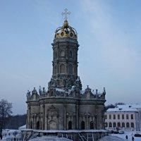 Церковь Знамения Пресвятой Богородицы в Дубровицах :: Елена Павлова (Смолова)