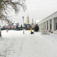 святочные гуляния в Суздале :: Moscow.Salnikov Сальников Сергей Георгиевич