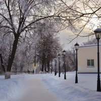 А рядом была зима :: Юрий