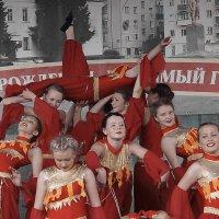 Танцевальная иерархия! :: A. SMIRNOV