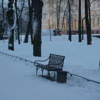 Минутный покой :: Анастасия Макарова