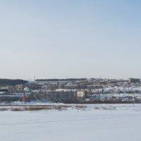 Панорама Златоуста :: Олег  Царёв