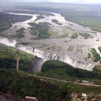 ВОДОПАД ВИКТОРИЯ (ЗИМБАБВЕ) :: Volmar Safaris