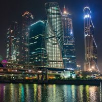 Москва Сити :: somsikoff s