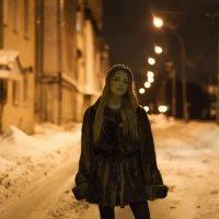 Ночной город :: Женя Рыжов