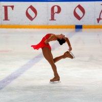 Фигуристка :: Евгений Никифоров
