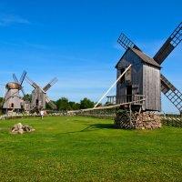 Ветряные мельницы :: Vsevolod Boicenka