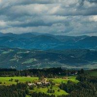 Горный пейзаж :: Vitalij P