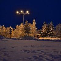 Вечер в белом :: Ольга