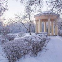 Зимняя ротонда :: Дмитрий Графов