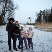 Семейный портрет :: Варвара Варвара