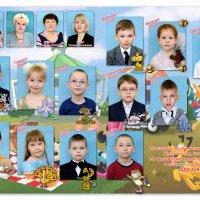 Папка выпускника ДС (внутренний разворот) :: ehadeev Хадеев