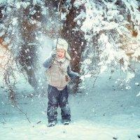 снег идет :: Екатерина Савёлова