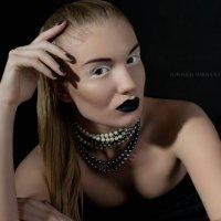 Black & white in color :: Мария Попович