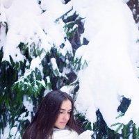зимний портрет :: Ванда Азарова