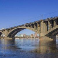 Коммунальный мост :: Сергей Щербинин