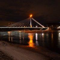 Вечер у моста :: Ольга