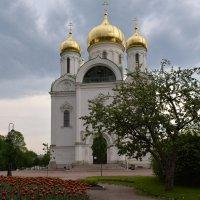 Собор Святой  Великомученицы Екатерины :: Ирина Михайловна