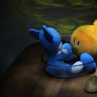 солнышко, греби! :: Андрей Куницын