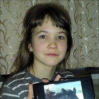 Обожание лошадей :: Нина Корешкова