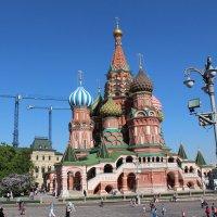 Москва.Собор Василия Блаженного. :: vadimka