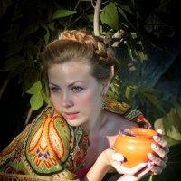 Русская красавица :: Pavel GLide