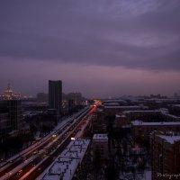 Город просыпается... :: Виктор М
