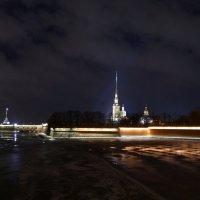 В ночи... :: Валентина Папилова