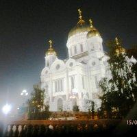Храм Христа Спасителя :: Александра Полякова-Костова