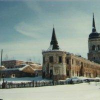 Заброшенные постройки Николае-Радовицкого монастыря :: Виктор Мухин