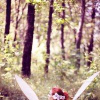 Лесная фея :: Алена (Творческий псевдоним А-ля Moment)