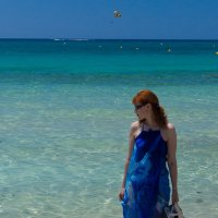 Бегущая по волнам :: Наталья _