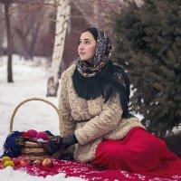 Русская красавица :: Ольга Ягнюкова